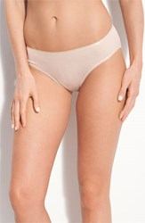 Women's Hanro Seamless Cotton High Cut Briefs Skin
