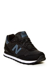 New Balance 515 Classic Walking Sneaker Wide Width Available Black