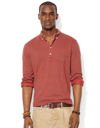 Polo Ralph Lauren Featherweight Mesh Neats Shirt
