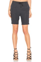 James Perse Pull On Trouser Short Gray