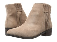 Bella Vita Fern Almond Suede Leather Women's Pull On Boots Tan