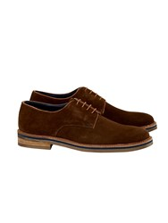 White Stuff Jimmy Suede Shoe Brown