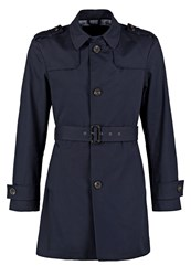 Esprit Trenchcoat Navy Dark Blue