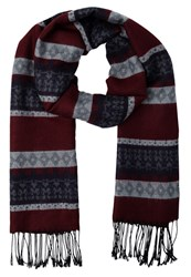 S.Oliver Scarf Red Bordeaux
