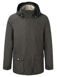 Craghoppers Men's Walden Waterproof Jacket Brown