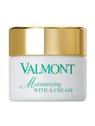 Valmont Moisturizing With A Cream 1.7 Oz. No Color