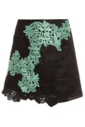 3.1 Phillip Lim Organza With Lace Skirt