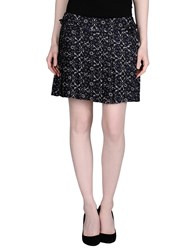 Pepe Jeans Skirts Mini Skirts Women Dark Blue