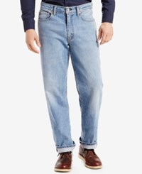 Levi's Men's 550 Relaxed Fit Jeans Light Blue