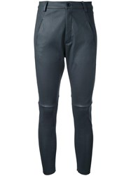Scanlan Theodore Low Rise Slim Fit Trousers Grey