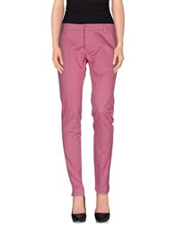 Entre Amis Trousers Casual Trousers Women Light Purple
