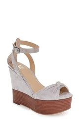 Joe's Jeans Women's Joe's 'Vassar' Wedge Sandal 5' Heel