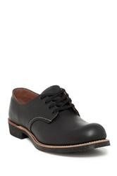 Red Wing Shoes Leather Oxford Black