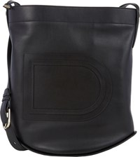 Delvaux Women's Le Pin Shoulder Bag Black