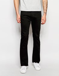 Lee Jeans Trenton Slim Bootcut Fit Clean Black Clean Black
