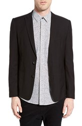 Men's Antony Morato Trim Fit Peak Lapel Blazer
