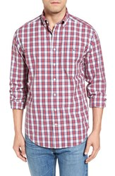 Vineyard Vines Men's Wind Tide Tucker Classic Fit Plaid Sport Shirt