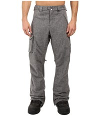 Burton Mb Covert Pant Bog Heather 1 Men's Outerwear Pewter