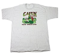 Vintage 90S Cajun Country Club New Orleans By Vintagemensgoods