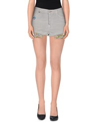 Jcolor Denim Denim Shorts Women Grey