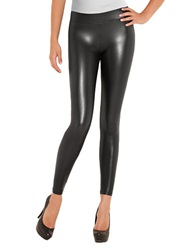 Guess Matte Wet Leggings Silver