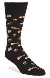 Hot Sox Men's 'Sushi' Socks