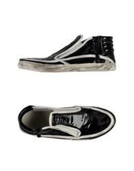 Bryan Blake Low Tops And Trainers Black