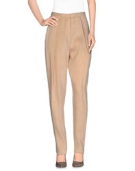 By Malene Birger Trousers Casual Trousers Women Sand