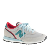 J.Crew New Balance 620 Sneakers Cream
