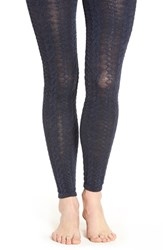 Lemon Women's 'Tweedy Pie' Cable Knit Leggings