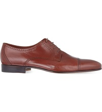 Stemar Softy Derby Shoes Brown