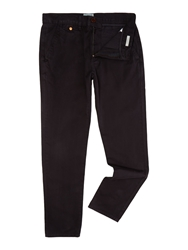 Barbour Knightsbridge Twill Trouser Navy