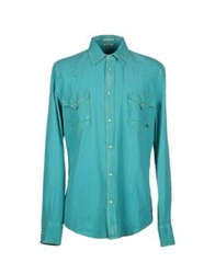 Cycle Shirts Turquoise
