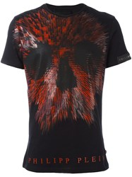 Philipp Plein 'Nobody' T Shirt Black