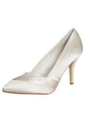 Menbur Mare Bridal Shoes Ivory Off White