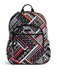 Vera Bradley Campus Quilted Tech Backpack