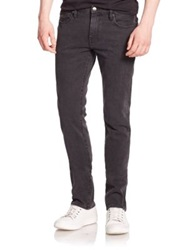 Frame Vinoodh Slim Fit Jeans Fade To Grey