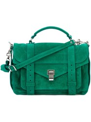 Proenza Schouler Medium 'Ps1' Satchel Green