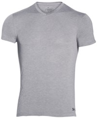 Under Armour Men's V Neck T Shirt Trg Sty