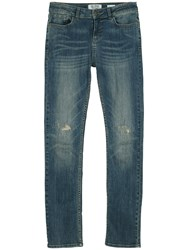 Fat Face True Vintage Rip Everyday Jeans Denim