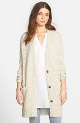 Trouve Women's Trouve Split Hem Cardigan