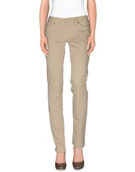 Nolita Trousers Casual Trousers Women Beige