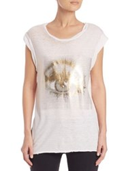 Pam And Gela Frankie Graphic Muscle Tee
