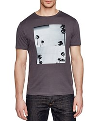 Sundek Joseph Palm Graphic Tee Midnight
