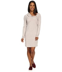 Lole Lola 2 Dress Cinder Heather Women's Dress Bronze