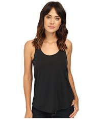 Alternative Apparel Organic Pima Daily Tank Top Black Women's Sleeveless