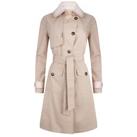 Piogg All Weather Fashion Coats Waterproof Beige Trenchcoat Red Blue