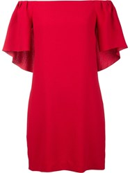 Trina Turk 'Zeal' Dress Red