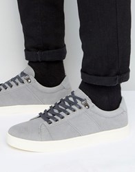 D Struct Trainers Grey