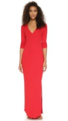 Feel The Piece Rio Dress Sailor Red